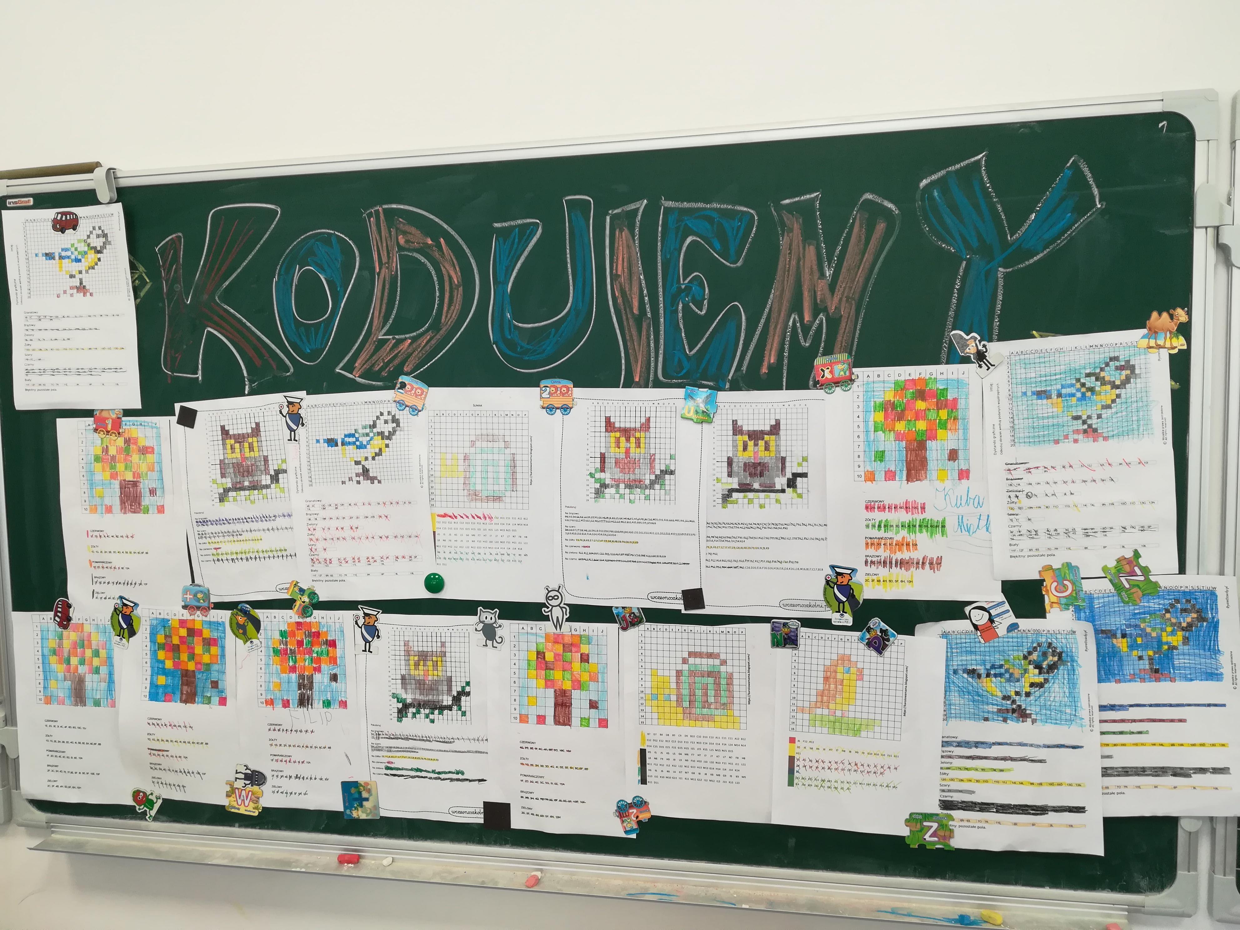 Europejski Tydzień Kodowania w naszej szkole