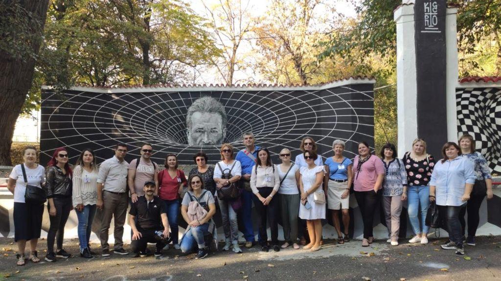 IV Międzynarodowe Spotkanie Nauczycieli w Ramach Programu Erasmus+ w Rumunii