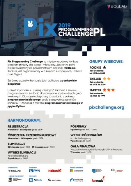 Konkurs Pix Programming Challenge
