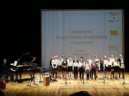 Koncert Finałowy Akademii Chóralnej Śpiewająca Polska
