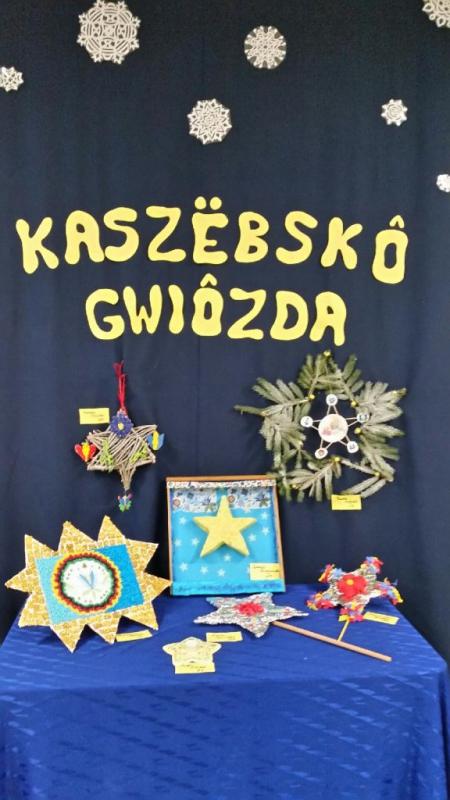 Wyniki konkursu plastycznego KASZËBSKÔ GWIÔZDA