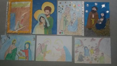 Gminny Konkurs Plastyczny Święta Rodzina