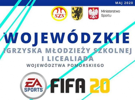 WYNIKI TURNIEJU WOJEWÓDZKIEGO FIFA 2020