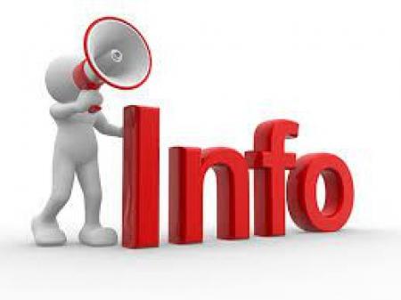 Informacja - godziny pracy sekretariatu