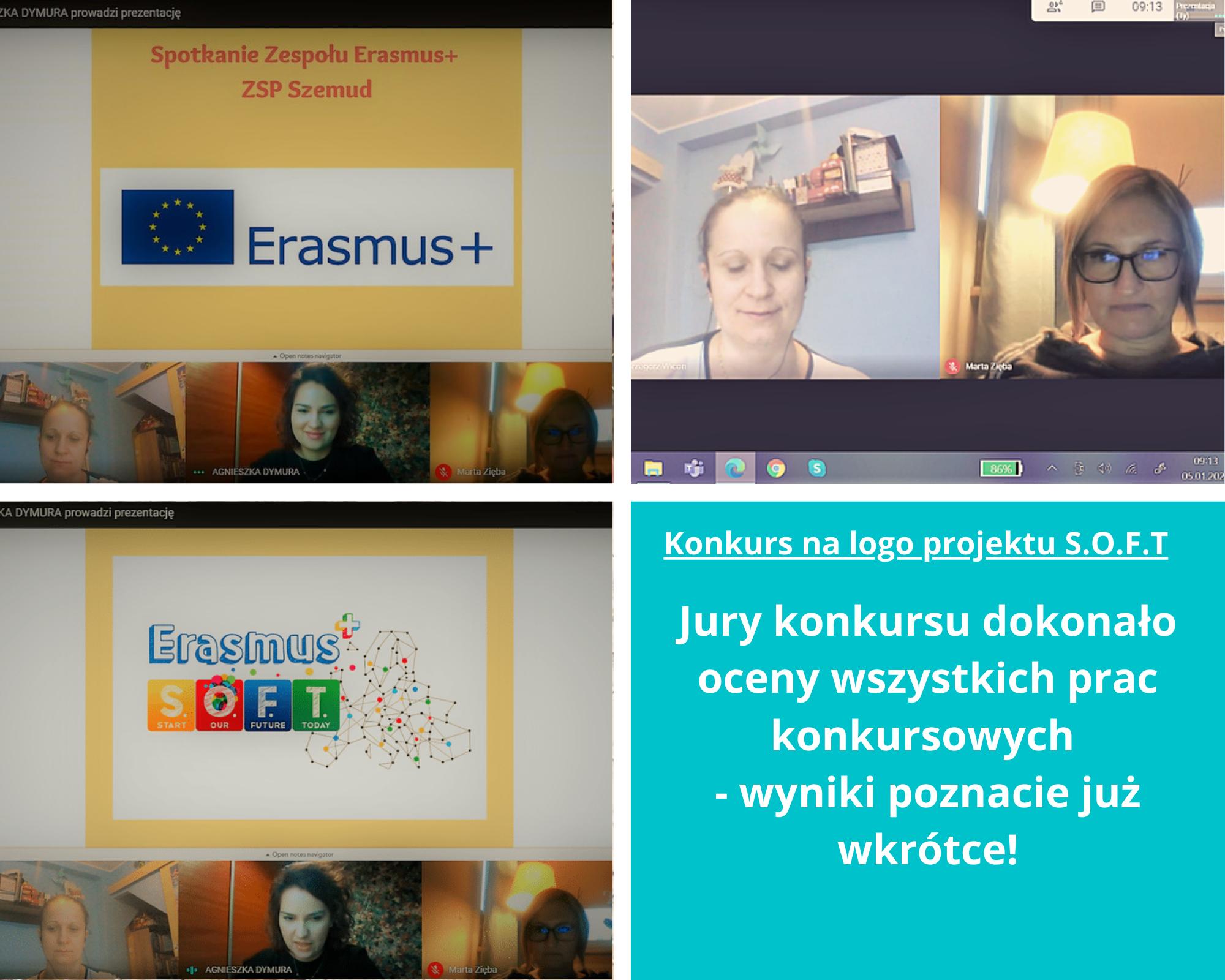 Spotkanie Zespołu Erasmus+