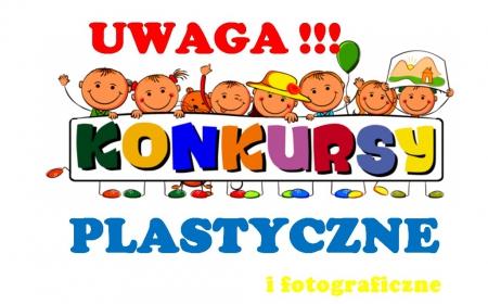 Konkursy plastyczne i fotograficzne
