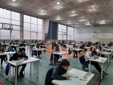 Próbne egzaminy ósmoklasisty