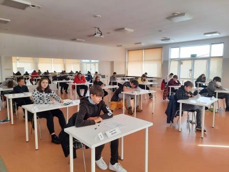 Próbne egzaminy - język angielski