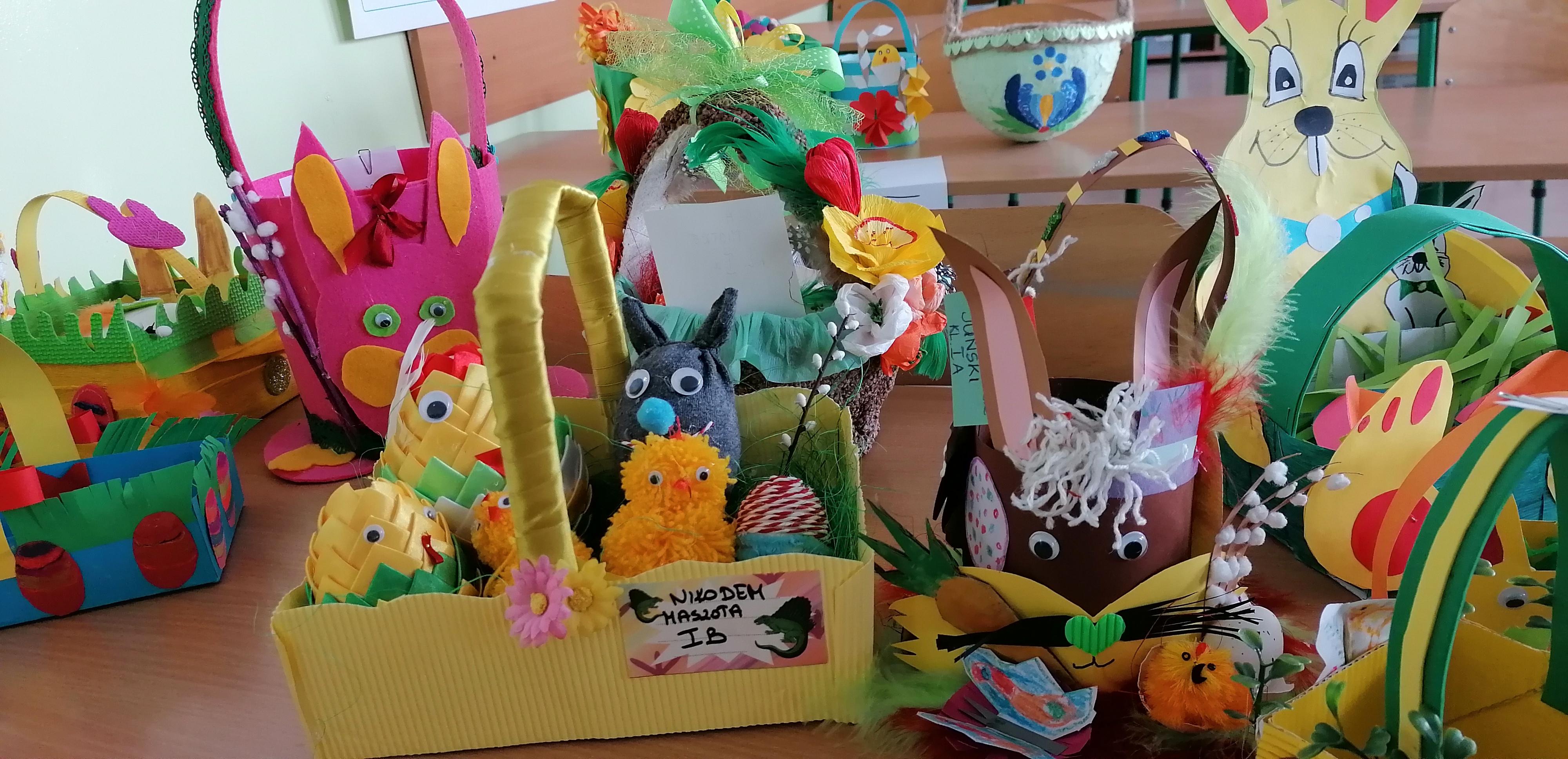Wyniki konkursu Koszyk Wielkanocny