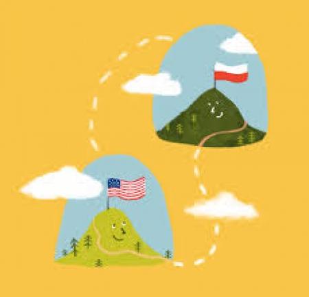 Projekt transatlantycki w ZSP w Szemudzie