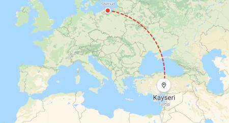 V Międzynarodowe Spotkanie Nauczycieli  w ramach Programu Erasmus + w Turcji